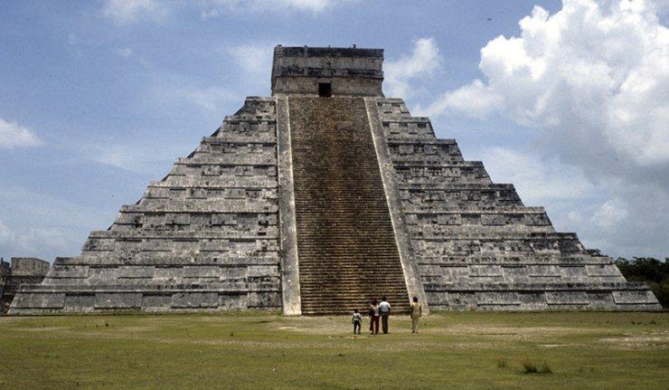صوره ما هي حضارة المايا
