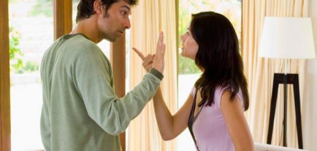 صوره كيف تتعامل مع زوجتك العنيدة
