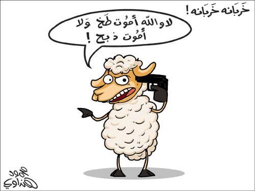 صور مضحكة لخروف عيد الاضحي www-mkani-com_792cfe