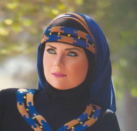صوره احدث ربطات حجاب 2017