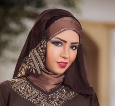 لفات حِجاب جديدة بالصور والخطوات اجمل لفات الحجاب 4)