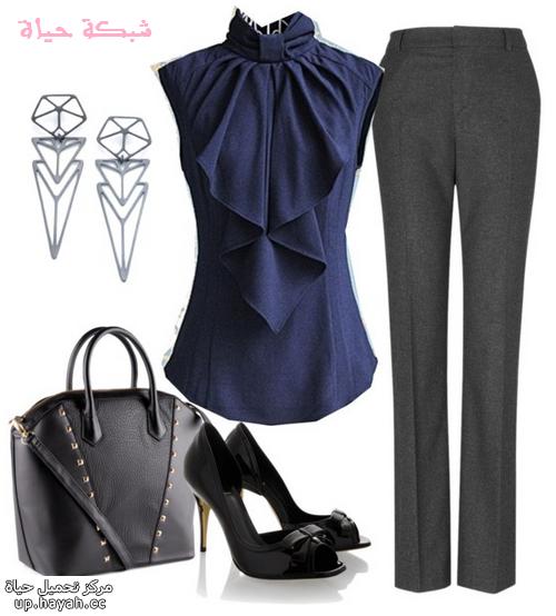 صورة نصائح خبراء التصميم والازياء لتنسيق الملابس