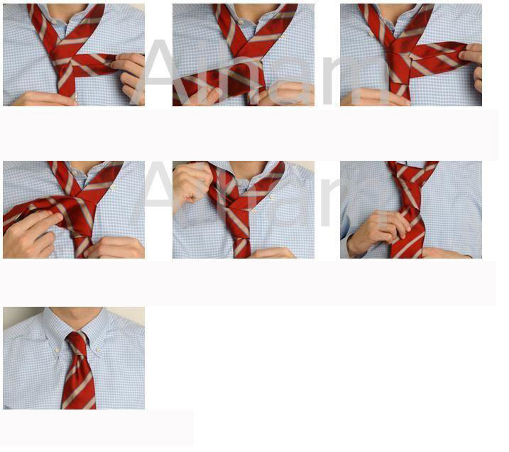 بالصور كيفية عمل ربطة العنق 20160709 322