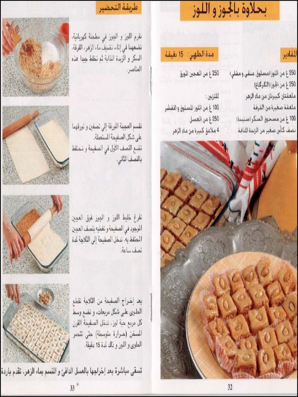 بالصور وصفات حلويات جزائرية متنوعة 20160709 37