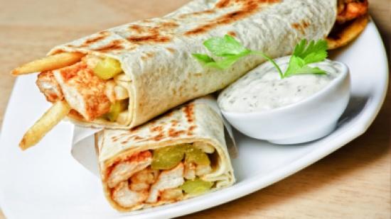 صوره طريقة عمل وجبة شاورما