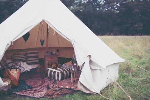 صوره تفسير الخيمة في المنام