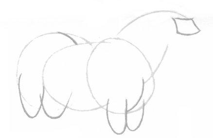 بالصور كيفية رسوم حصان للاطفال 20160709 750