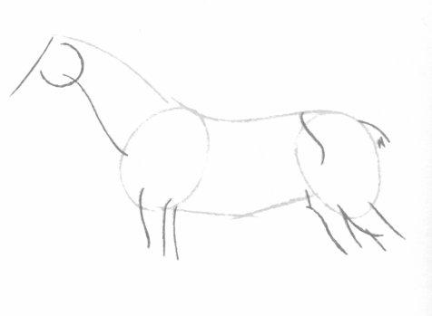 بالصور كيفية رسوم حصان للاطفال 20160709 762