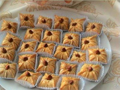 صور انواع الحلوى المغربية بالصور