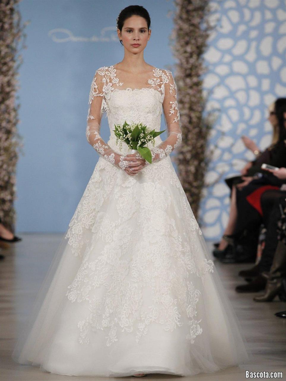 بالصور فساتين زفاف ماركات عالمية 20160709 788