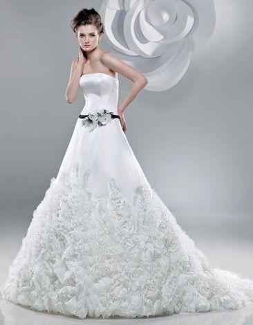 بالصور فساتين زفاف ماركات عالمية 20160709 792