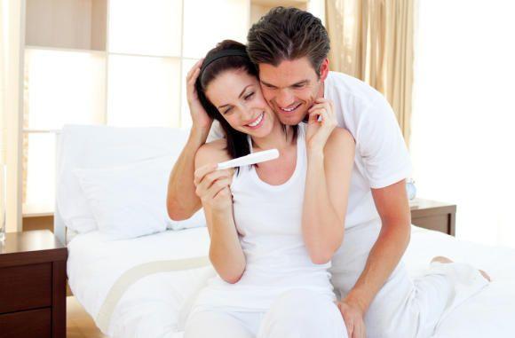 صوره فترة الحمل بعد الزواج