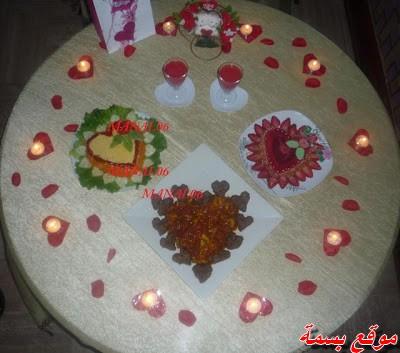 صوره كيفية تحضير عشاء رومانسي للزوج