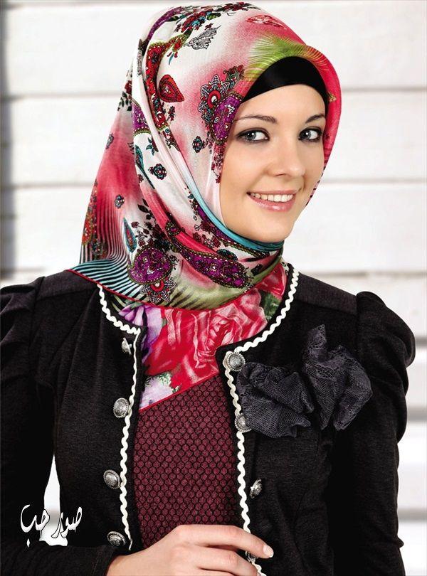 بالصور احدث الصور للفات الحجاب الحديثه 20160710 2348