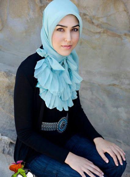 بالصور احدث الصور للفات الحجاب الحديثه 20160710 2358