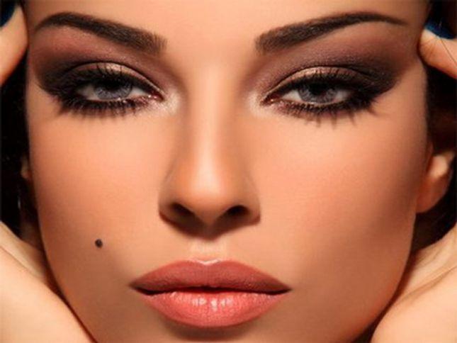 صور شامات الوجه وعلاقتها بالجمال