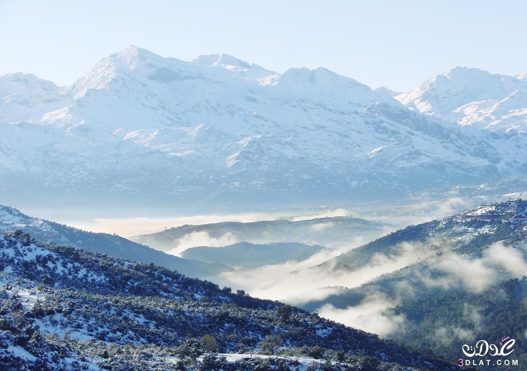 صوره جبال جرجرة الجزائرية الساحرة
