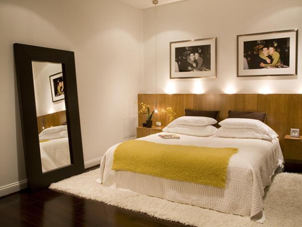 صور ديكورات بسيطة لغرف النوم