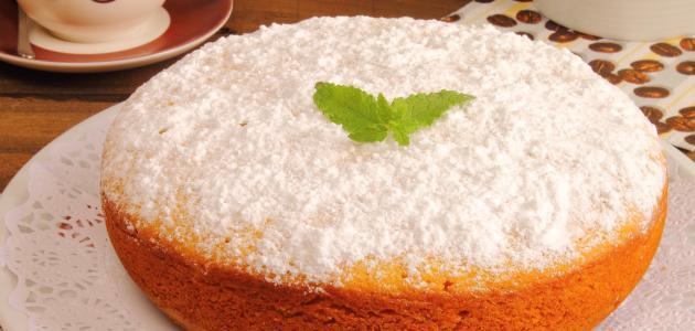 كيفية عمل الكيكة الاسفنجية