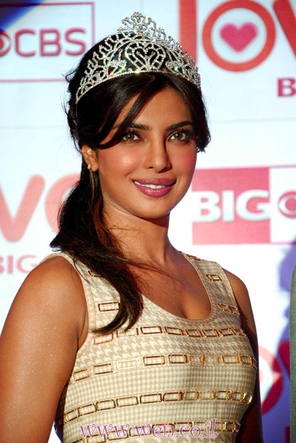 صور بريانكا شوبرا ملكة جمال العالم
