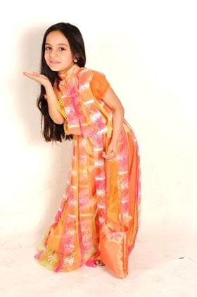صورة ملابس خليجية للاطفال