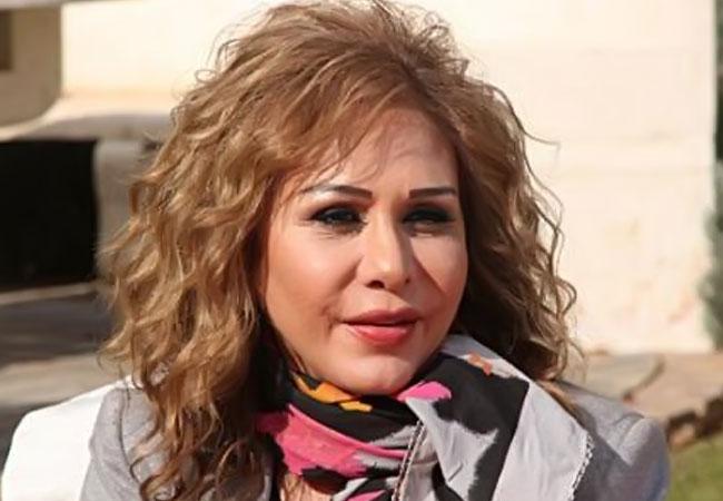 بالصور الممثلة السورية مها المصري 20160711 1706