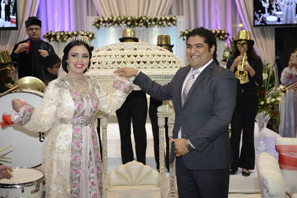 بالصور زفاف فريد غنام نجم ذا فويس 20160711 2180