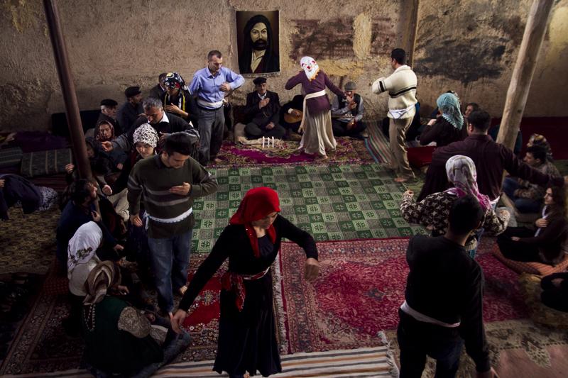 صوره طقوس الشيعة في الزواج