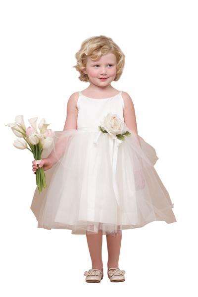 بالصور اجمل تصميم فستاين زفاف للصغار للاطفال 20160711 251