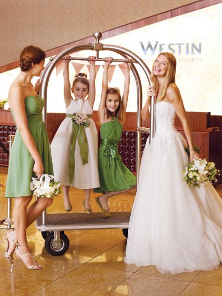 بالصور اجمل تصميم فستاين زفاف للصغار للاطفال 20160711 257