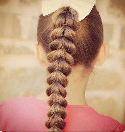 بالصور تسريحات الشعر الطويل في المدرسة 20160711 872