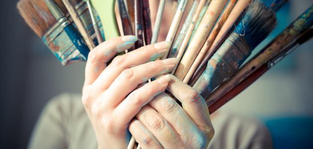 تعريف فن الرسم