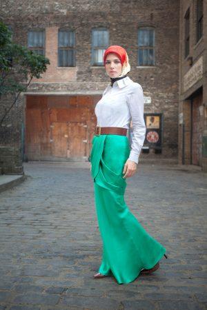 لبس محجبات عصري 2020 2)