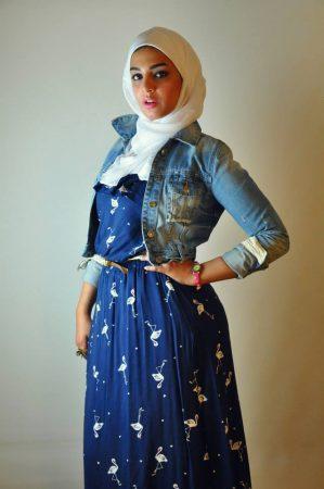 صور موضة لبس محجبات 2020 باحدث صيحات الموضة العالمية 1)