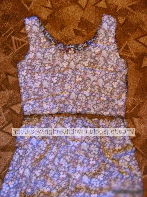 بالصور تفصيل فستان صيفي بطريقة بسيطة وسهلة 20160712 1397