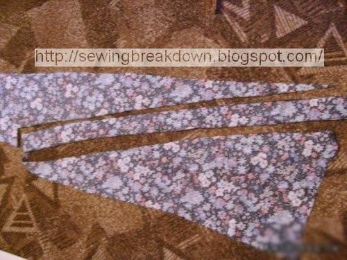 بالصور تفصيل فستان صيفي بطريقة بسيطة وسهلة 20160712 1400
