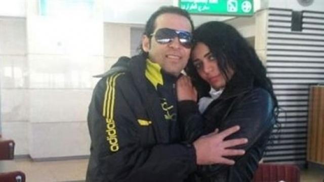 بالصور سعد الصغير يكشف سبب تقبيله قدم الراقصة شمس 20160712 1753