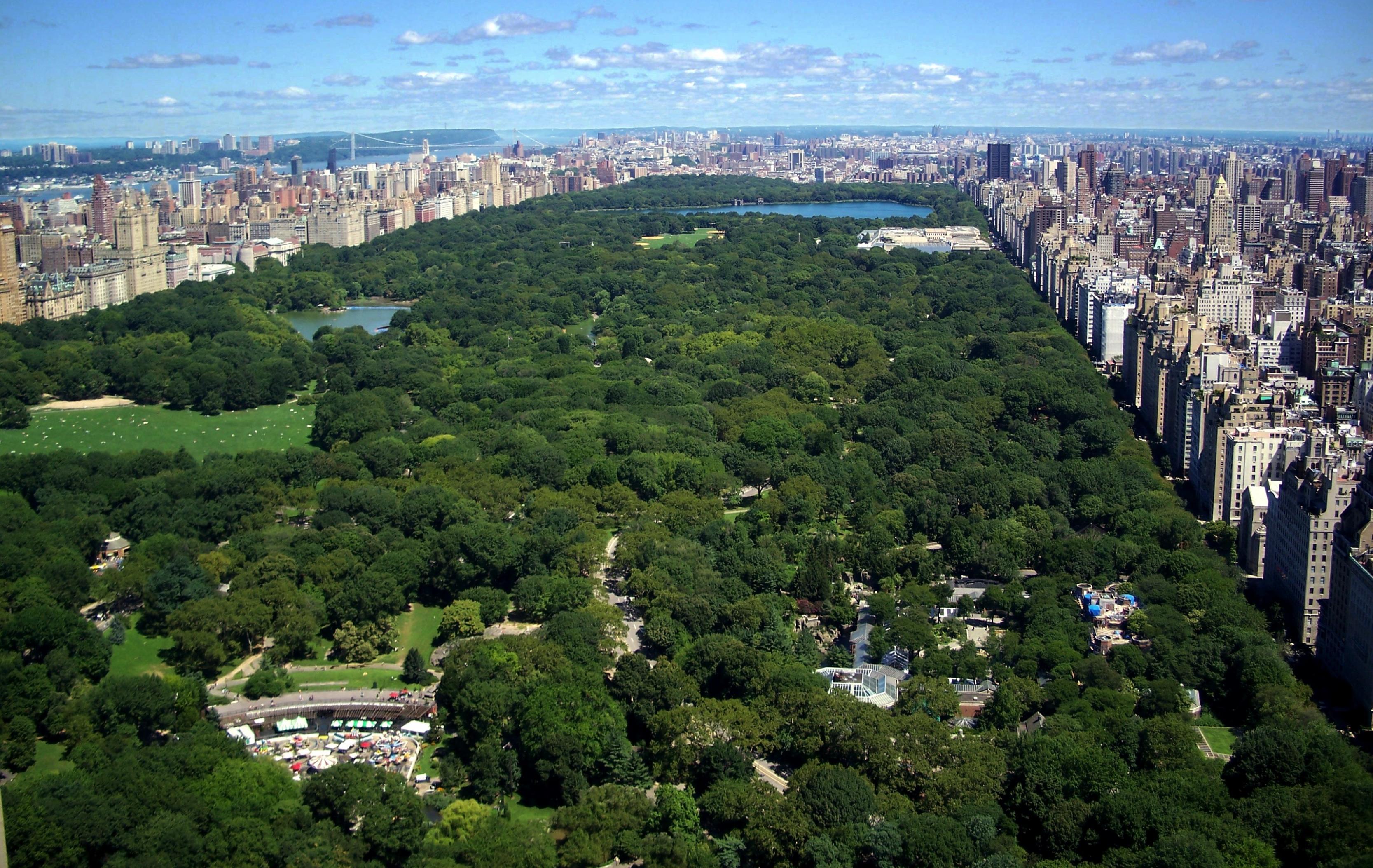 بالصور حديقة سنترال بارك نيويورك 20160712 1834