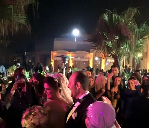 بالصور زواج بنت صفاء ابو السعود 20160712 2290