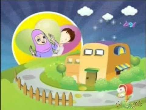 صوره اناشيد اسلامية للاطفال مكتوبة