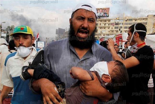 بالصور صور من اعتصام رابعة العدويه 20160712 2727