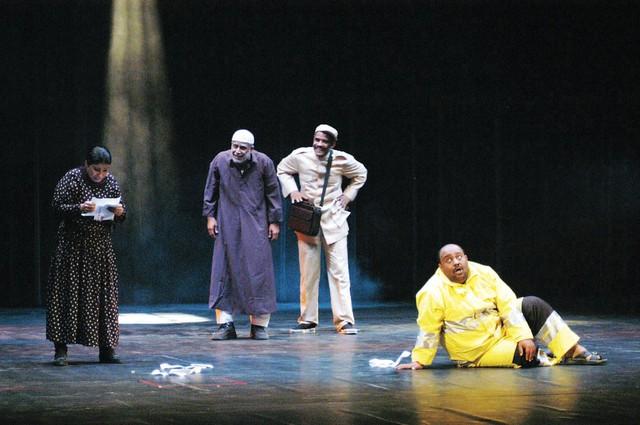 صورة تعريف المسرحية وعناصرها , كل ما يخص المسرحية بالكامل وبالتفصيل