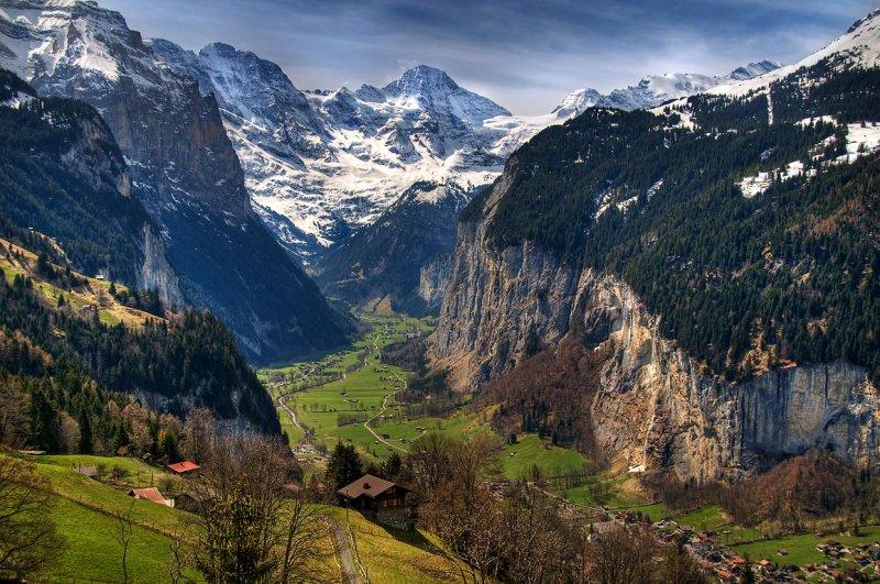 بالصور قرية هايدي في سويسرا 20160712 406