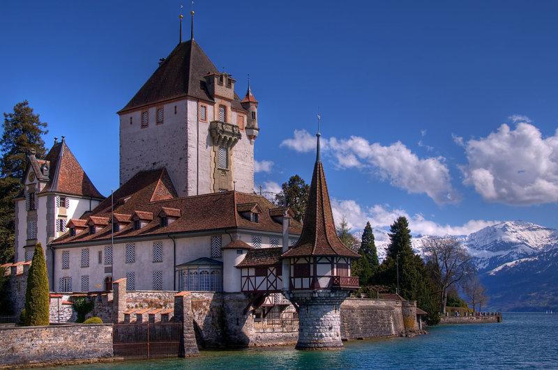 بالصور قرية هايدي في سويسرا 20160712 407