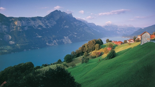 بالصور قرية هايدي في سويسرا 20160712 408