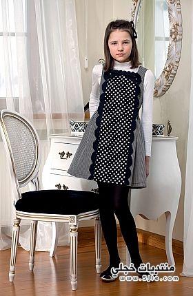 ملابس مدرسيه  للبنات 2018 أزياءَ PIC-331-1401884333.j