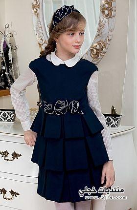 ملابس مدرسيه للبنات 2018 أزياءَ PIC-648-1401884339.j