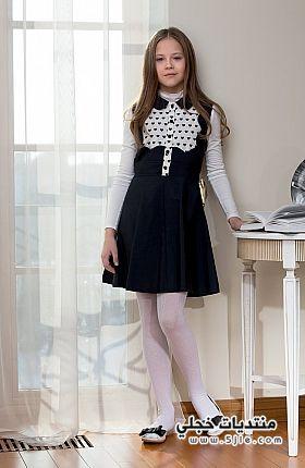 ملابس مدرسيه للبنات 2018 أزياءَ PIC-405-1401884343.j