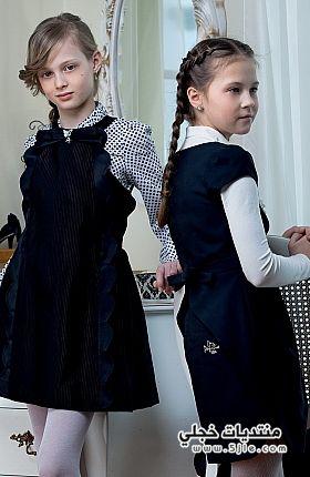 ملابس مدرسيه  للبنات 2018 أزياءَ PIC-151-1401884342.j