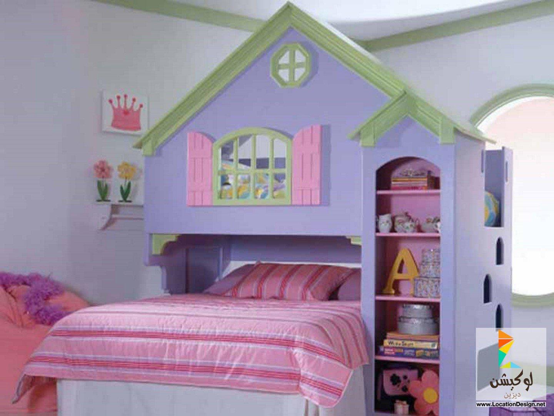 بالصور دهانات غرف اطفال باللون البينك 20160713 1224